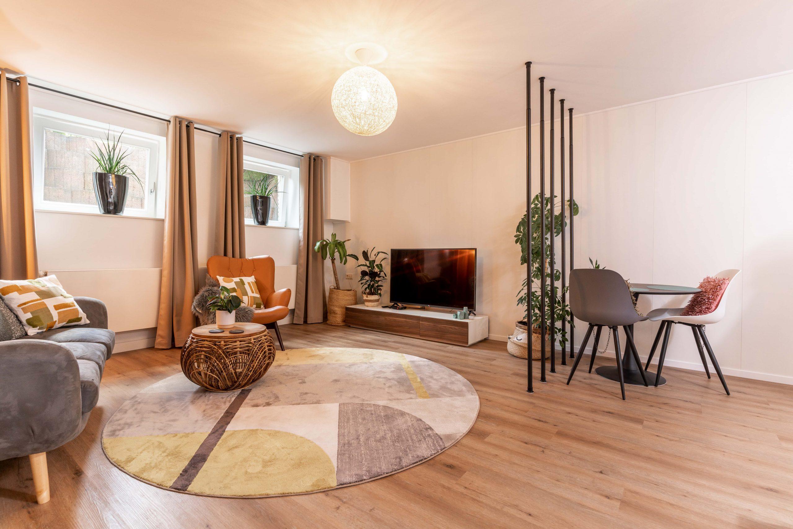 villa eltins underground suite